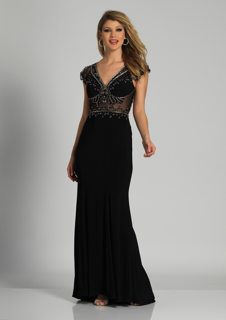 6be31ce4e2017 Dave and Johnny Prom Dress A6074